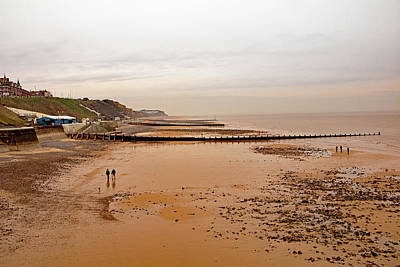 Photograph - Cromer Beach by Tony Murtagh