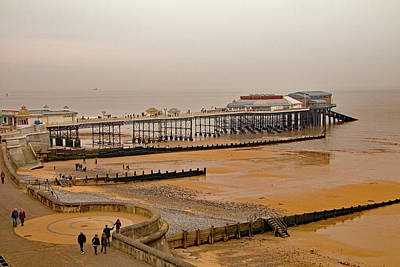 Photograph - Cromer Pier by Tony Murtagh