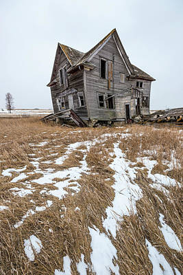 Photograph - Crooked by Aaron J Groen