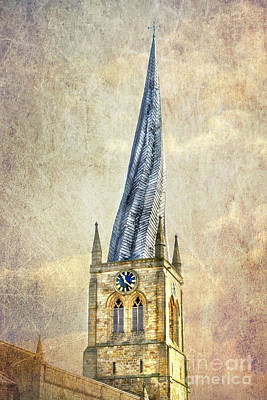 Photograph - Crooked Spire by Linsey Williams