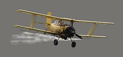 Photograph - Crop Duster T by David Andersen