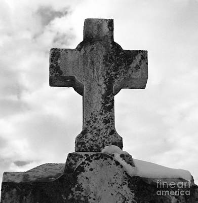 Photograph - Cross by Catherine Hill