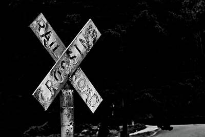 Photograph - Cross by David C Hagerman