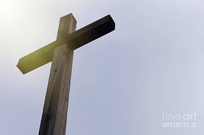 Photograph - Cross by Liz Masoner