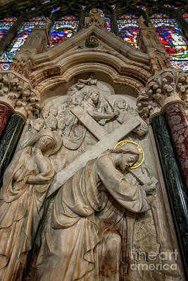 Photograph - Cross Of Calvary by Adrian Evans