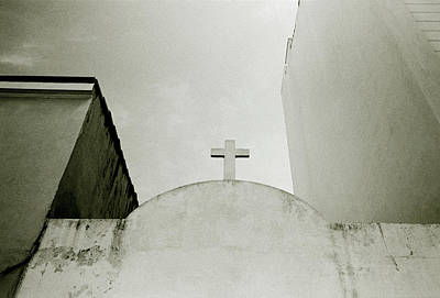 Photograph - Cross Of Marseille by Shaun Higson