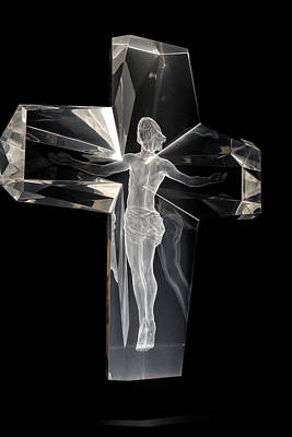 Photograph - Cross Of The Millennium 3 by John McArthur