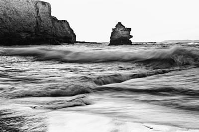 Photograph - Cross Waters by Edgar Laureano