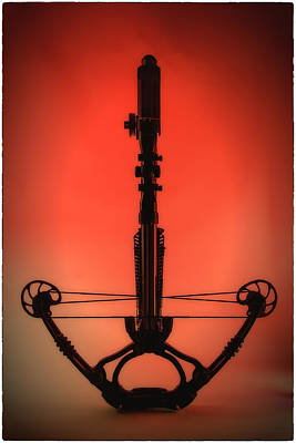 Photograph - Crossbow by Tim Nichols