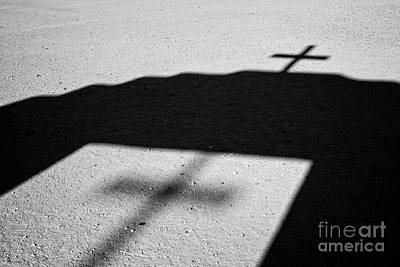 Photograph - Crosses by Scott Kemper