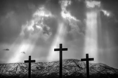 Photograph - Crosses To Bear by Donna Kennedy