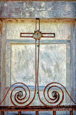 Photograph - Crosses Voided - Artistic by Kathleen K Parker