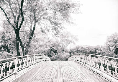 Gothic Bridge Photograph - Crossing Gothic by Jessica Jenney