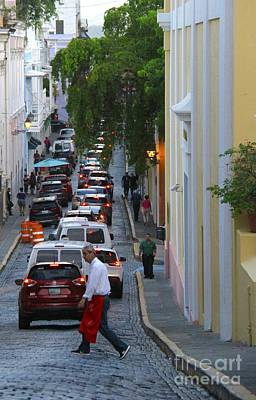 Photograph - Crossing San Juan by Suzanne Oesterling