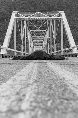 Photograph - Crossing by Sara Hudock