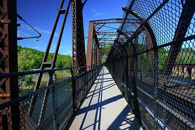 Photograph - Crossing The Potomac River by Raymond Salani III