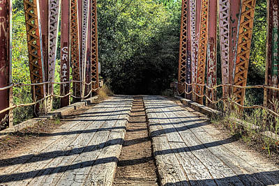 Photograph - Crossing The Sepulga  by JC Findley