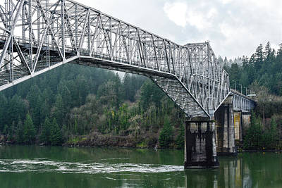 Photograph - Crossing To Washington by Tom Cochran