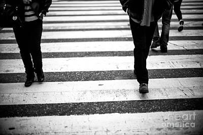Photograph - Crossings 194 by John Rizzuto