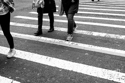Photograph - Crossings 195 by John Rizzuto