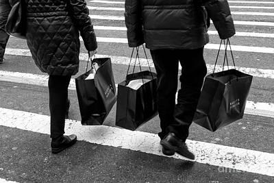 Photograph - Crossings 196 by John Rizzuto