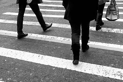 Photograph - Crossings 197 by John Rizzuto