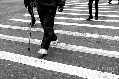 Photograph - Crossings 198 by John Rizzuto