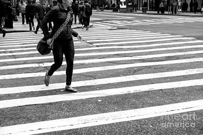 Photograph - Crossings 202 by John Rizzuto