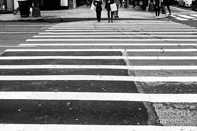 Photograph - Crossings 203 by John Rizzuto