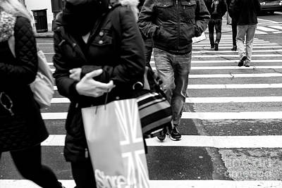 Photograph - Crossings 204 by John Rizzuto