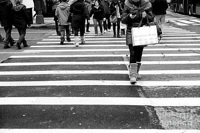 Photograph - Crossings 205 by John Rizzuto