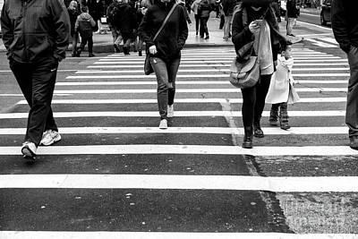 Photograph - Crossings 206 by John Rizzuto