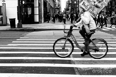 Photograph - Crossings 207 by John Rizzuto