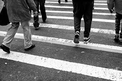 Photograph - Crossings 208 by John Rizzuto