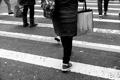 Photograph - Crossings 209 by John Rizzuto