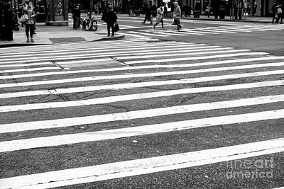 Photograph - Crossings 219 by John Rizzuto