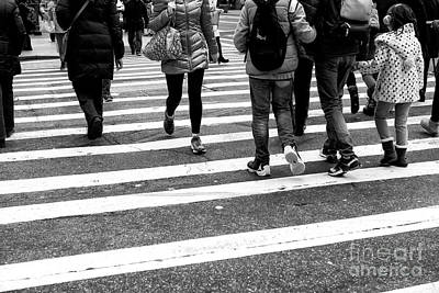 Photograph - Crossings 222 by John Rizzuto