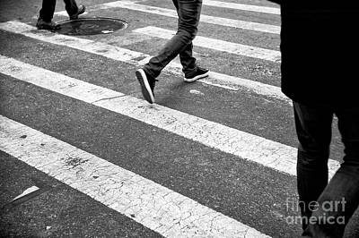 Photograph - Crossings 225 by John Rizzuto