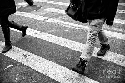 Photograph - Crossings 226 by John Rizzuto