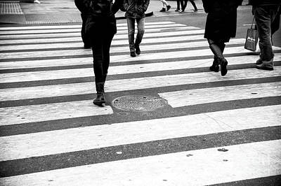 Photograph - Crossings 228 by John Rizzuto