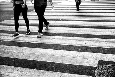 Photograph - Crossings 239 by John Rizzuto