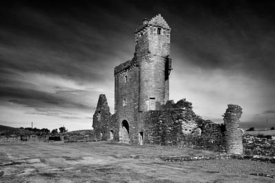 Photograph - Crossraguel Abbey by Grant Glendinning