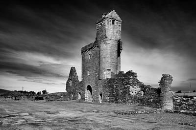 Photograph - Crossraguel Abbey by Grant Glendinning