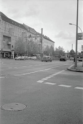 Photograph - Crossroads In Prenzlauer Berg by Nacho Vega