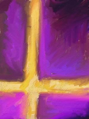 Painting - Crossroads I I I by Bill Tomsa