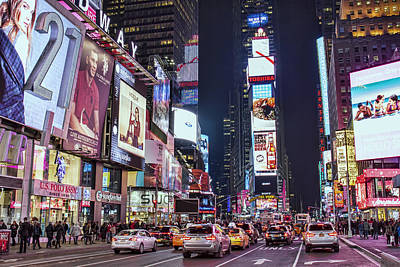 Photograph - Crossroads Of The World by Zev Steinhardt