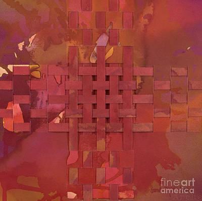 Painting - Crossroads by Sandra Neumann Wilderman