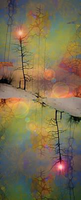 Hope Digital Art - Crossroads by Tara Turner
