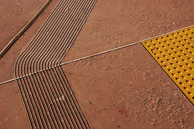 Photograph - Crosswalk by Stuart Allen