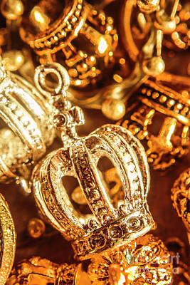 Wealth Photograph - Crown Jewels by Jorgo Photography - Wall Art Gallery